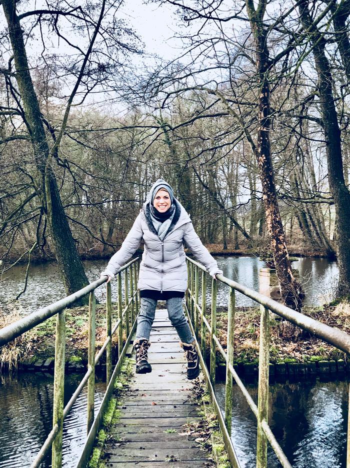 Naturpark-Botschafterin Miriam Deforth