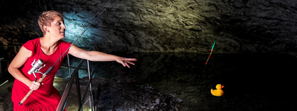 Miri's Kyffhäuser Blog - Barbarossahöhle