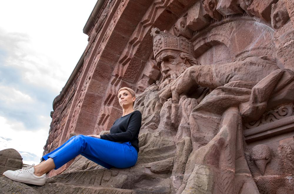 Miri's Kyffhäuser Blog - Miriam Deforth - Kyffhäuserdenkmal
