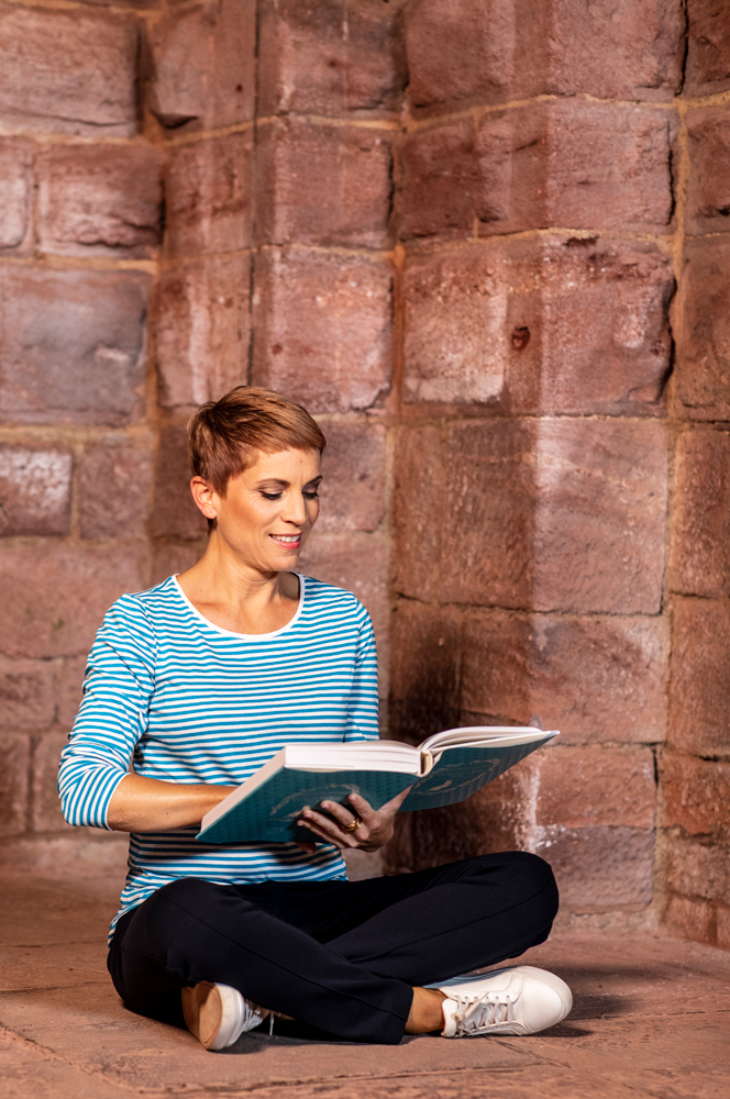 Miriam Deforth - Naturpark Kyffhäuser Botschafterin