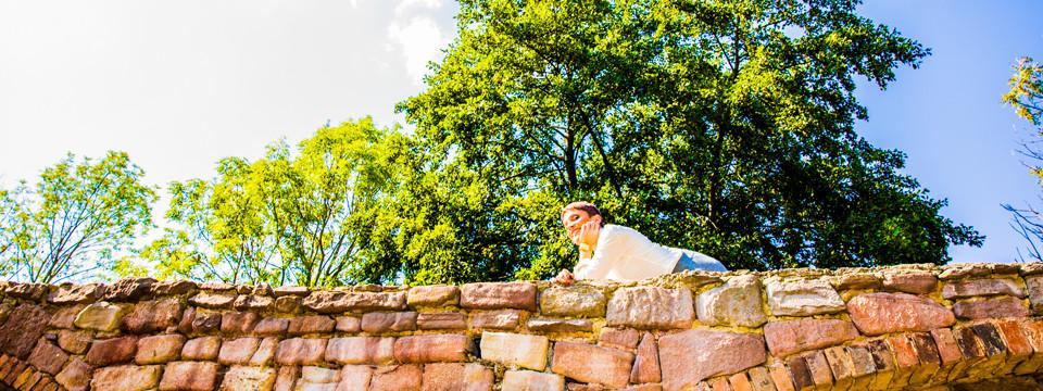 Miris Kyffhäuser Blog - englischer Garten Bendeleben