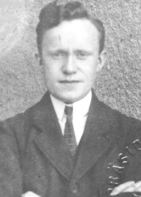 Hans Hartmann um 1927